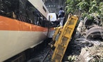 Most Fatal Train Accident in 40 Years in Taiwan