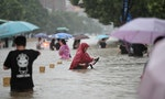 China: Heavy Rains Cause Deadly Floods in Henan Province