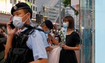 Hong Kong Government Defines Assault on Police as 'Lone Wolf Terrorism'