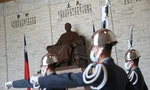 Proposal to Remove Chiang Kai-shek Statue in Taiwan Stirs Controversy